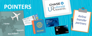 Using Chase Ultimate Rewards for a Round the World Trip in Business Class