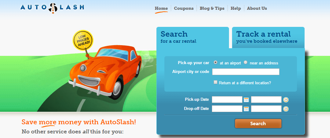AutoSlash Your Rental Car Rates Automatically