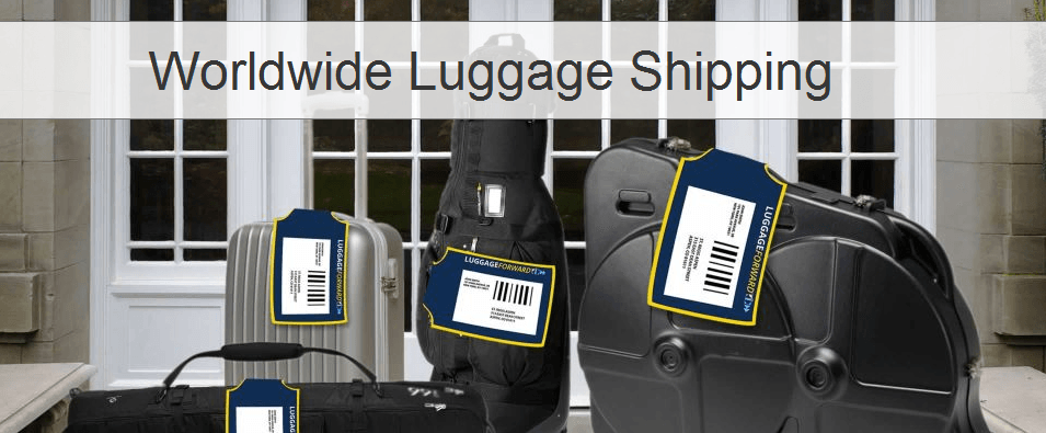 luggage shipping