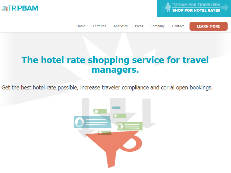 TRIPBAM's Website