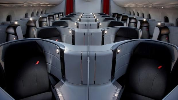 Air France 787-9 Business Class