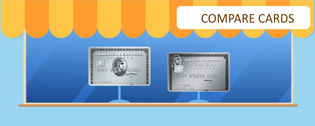 Which Card is Better – Amex Platinum Personal vs Business?