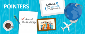 Booking An Around-the-World Trip Using Chase Ultimate Rewards