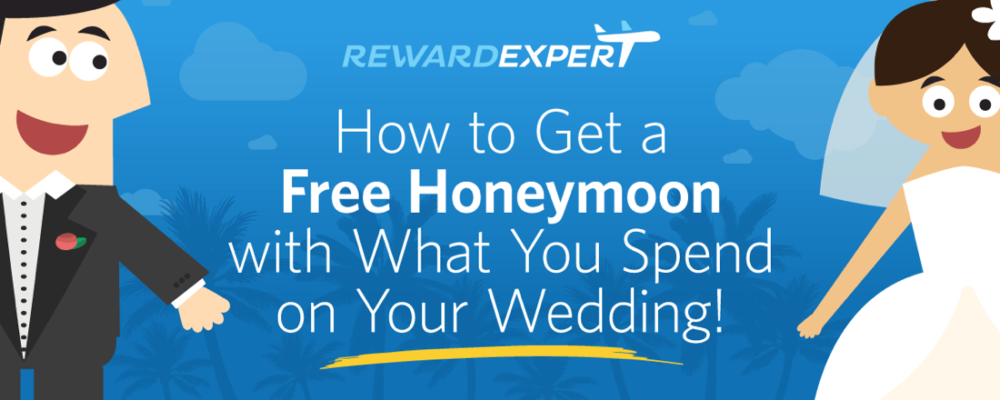 How to Get a Free Honeymoon with What You Spend on Your Wedding