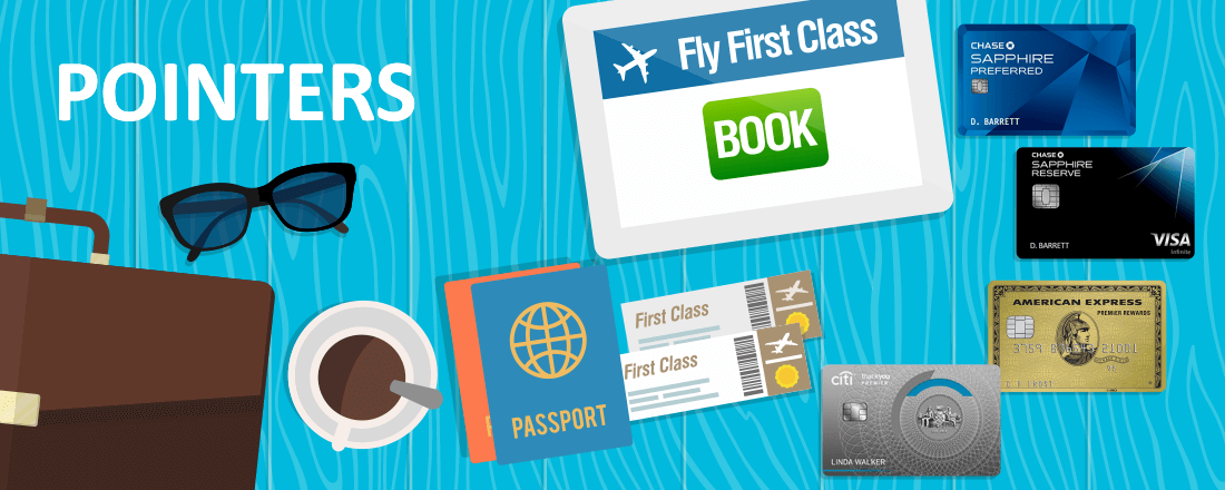 How to Fly in First: Upgrades and Credit Cards