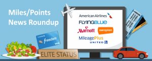 American Follows Delta's Lead on Free Premium Transcon Meals and Marriott Top Elites Get Free Star Alliance Gold Status