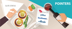 Status Matches From Alaska, Southwest, JetBlue and Virgin America