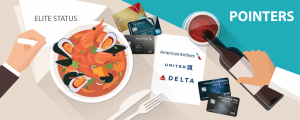 Status Matches From American, Delta and United