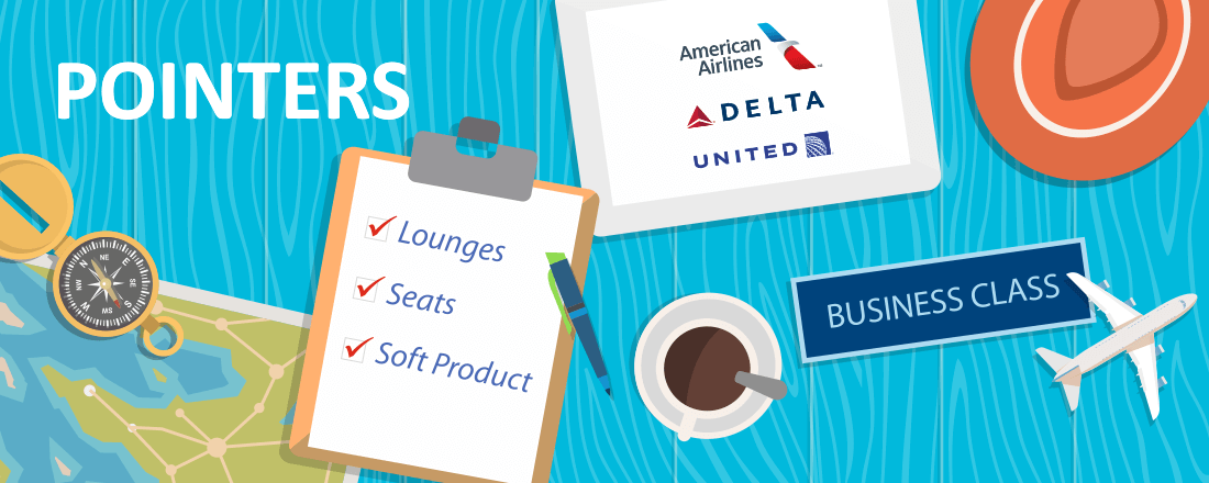 The Future of Business Class for U.S. Carriers