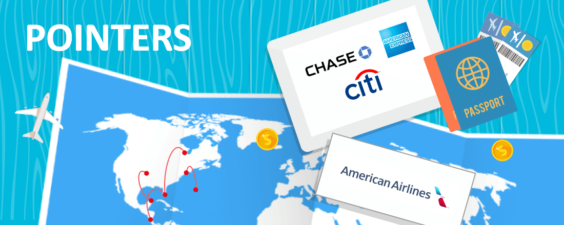 How to Use Amex Membership Rewards, Citi ThankYou Points and Chase Ultimate Rewards to Fly American Airlines