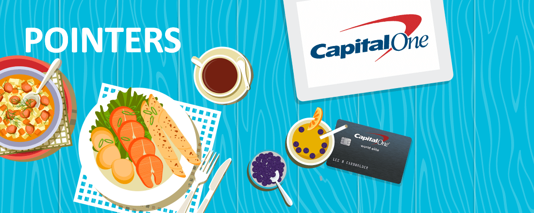 Capital One's New Premier Dining Rewards Card is a Foodie's Best Friend