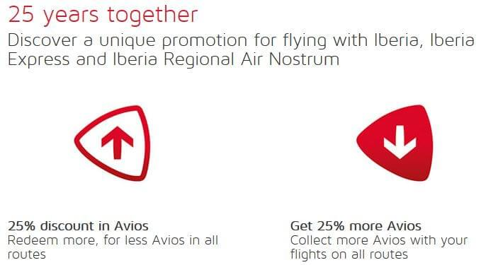 Sign up for Iberia promotional emails