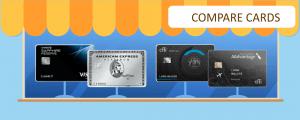 Premium Credit Card Comparison