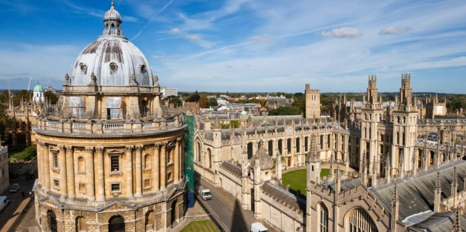 "Explore Oxford University where ""The Mummy"" was filmed"