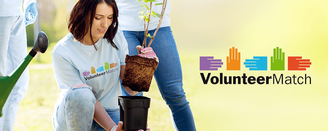 VolunteerMatch Brings People Together For a Cause