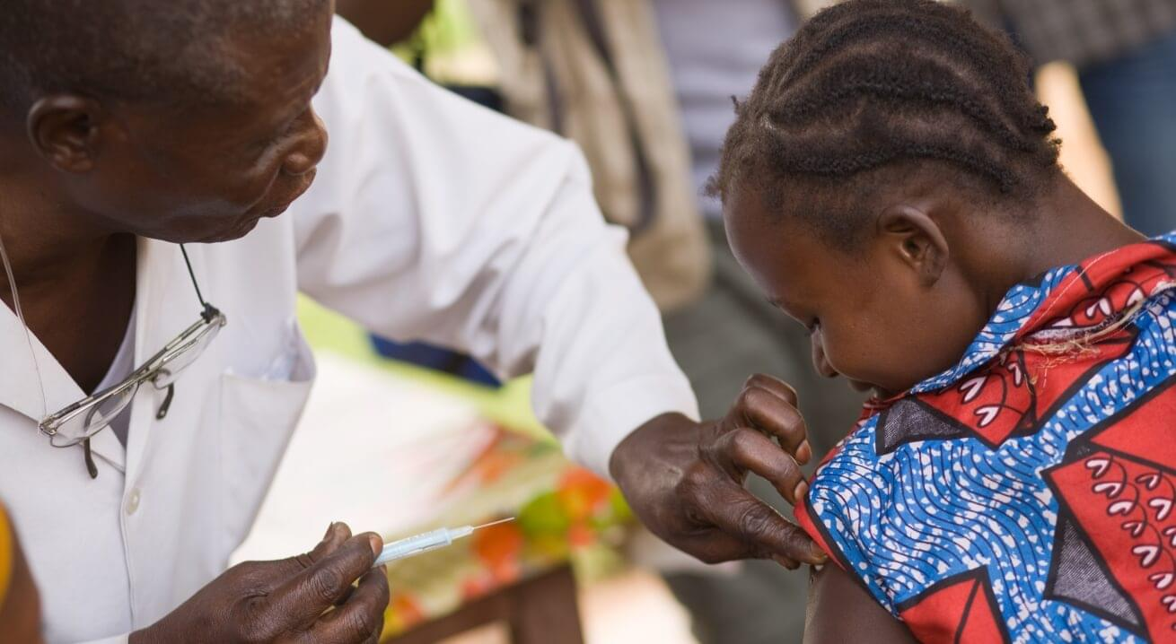 Pilot implementation of malaria vaccination in Africa