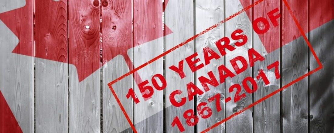 150th Anniversary of Canada