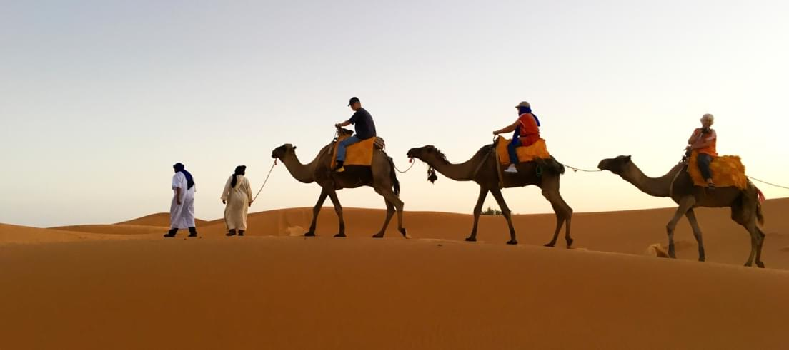 Trip to Morocco with GeoEx