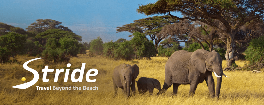 Stride Travel – If The Beach Just Isn't Enough