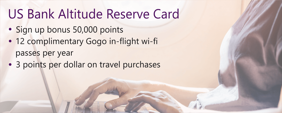 US Bank Altitude Credit card sign up bonus, rewards and benefits