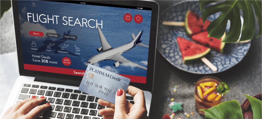Booking an Etihad flight