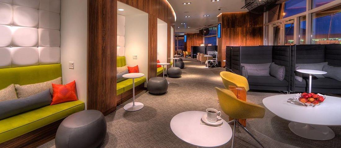 Centurion Lounge of American Express