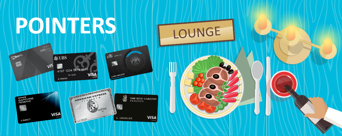 How a Premium Credit Card Can Get You a Lounge Access