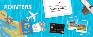Saving Miles with Asiana Award Bookings