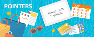 9 Things To Do If You Have Points/Miles That Are Going To Expire