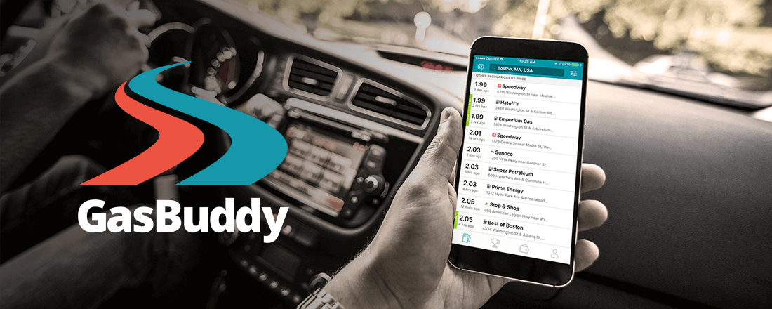 GasBuddy: Real-Time Fuel Prices and More