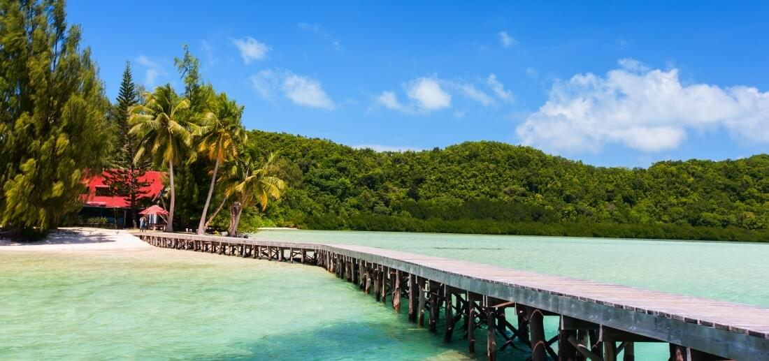 Travel to Micronesia with miles
