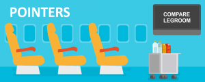 Compare Legroom for Flights Before You Buy