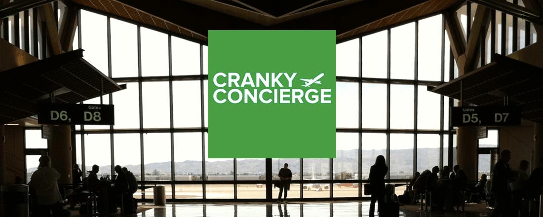 Cranky Concierge: Air Travel Experts