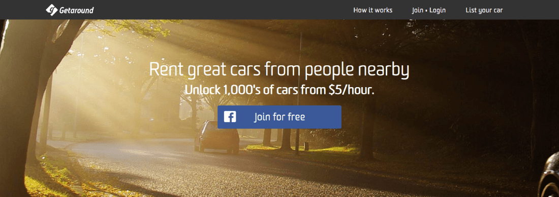 Nation's fastest-growing automobile sharing community