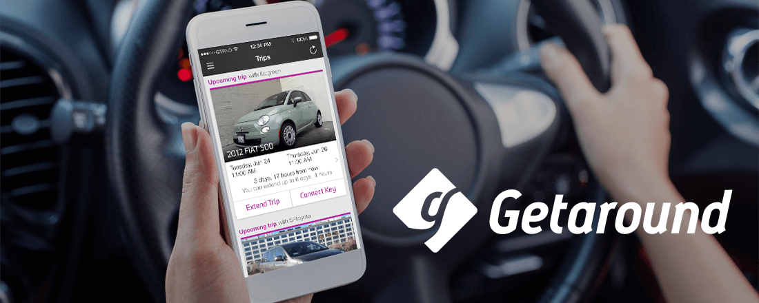 Getaround Helps Travelers and City Dwellers Do Exactly That