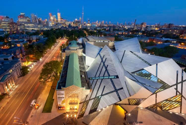 Scenic Toronto