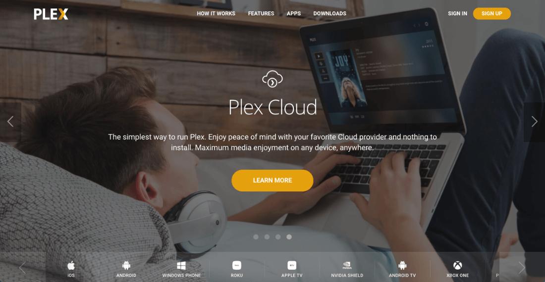 Plex Media Server