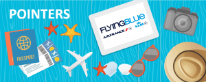 Flying Blue Eliminates Free Stopover on Award Tickets