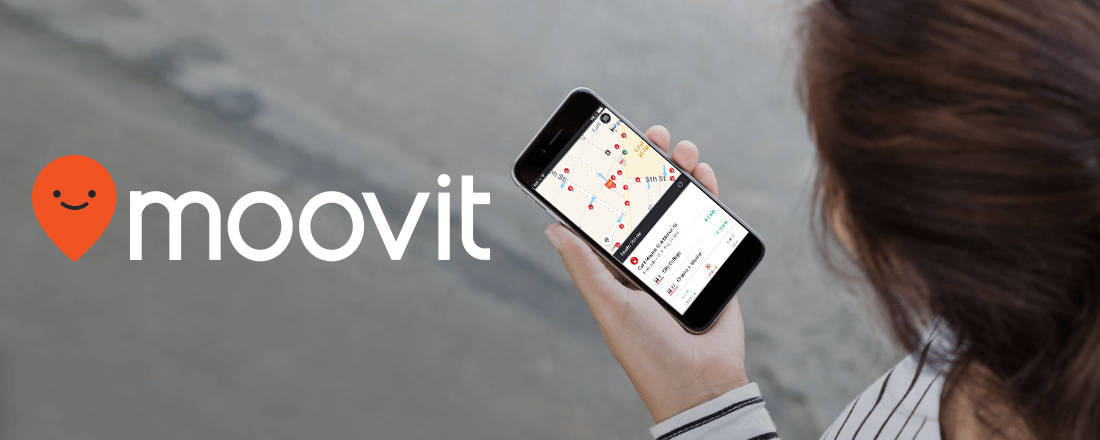 Moovit: The Biggest Crowdsourced Public Transportation App That Will Help You Get Around