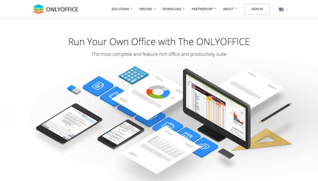 Run Your Own Office with The ONLYOFFICE
