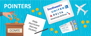 Travel and Financial Companies Offer Support to Hurricane Harvey Victims