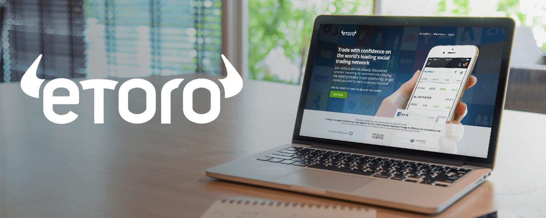 Trade with Confidence with eToro