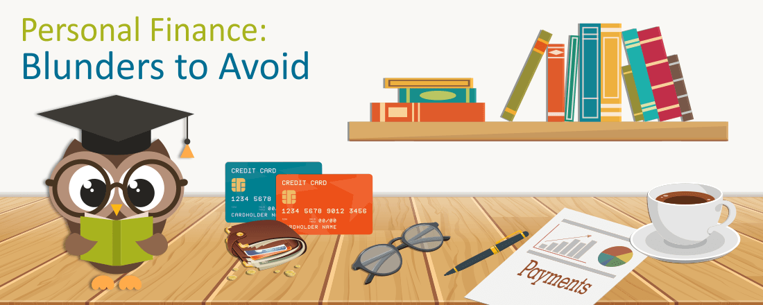 3 Big Credit Card Mistakes