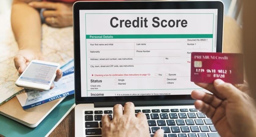 Paying minimum on your credit card may affect your credit score