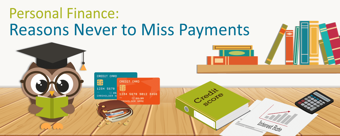 5 Reasons to Never Miss a Monthly Credit Card Payment