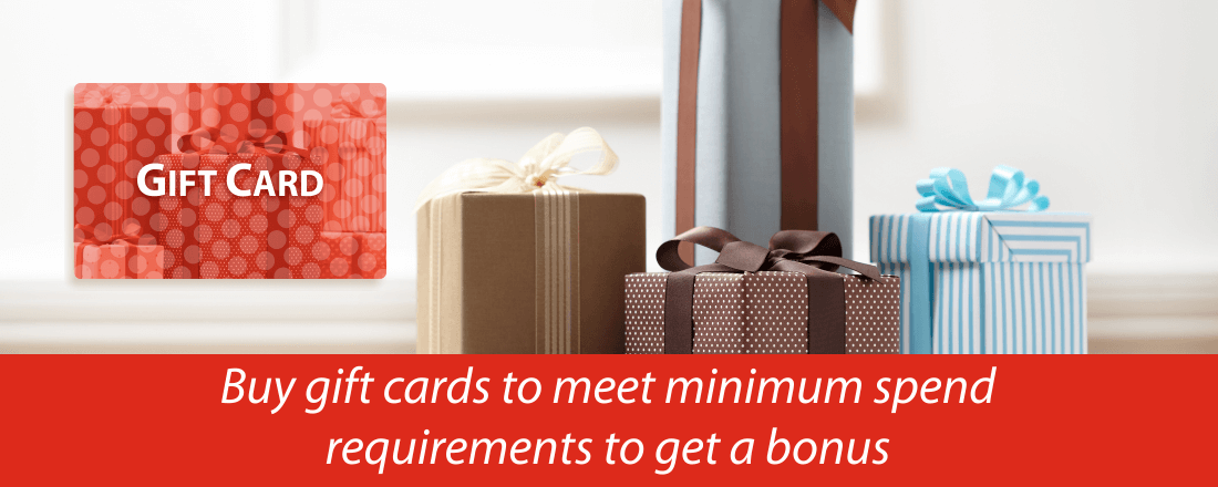 Avoid spending extra money buying a few gift cards from stores you already shop at.