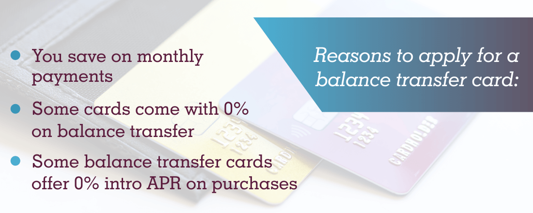 Benefits of Balance Transfer Cards
