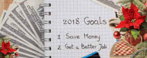 4 New Year's Resolutions for Personal Finances
