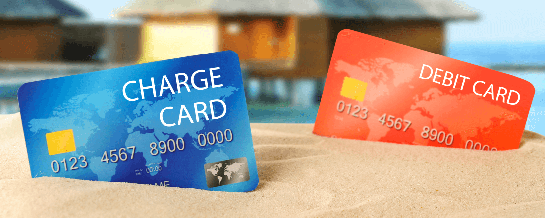 Charge Card vs Debit Card