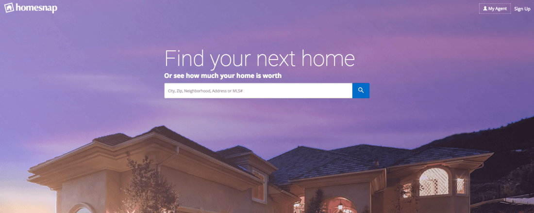 Whether you're buying, selling, or looking to do both, Homesnap will connect you with the agent who can best help you